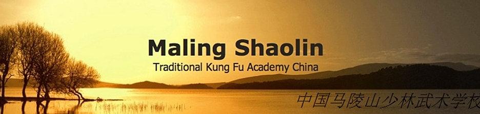 Maling Shaolin Kung Fu Academy China