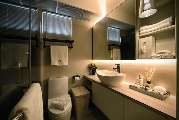 Bathroom Design Hdb 5 stunning bathroom you wouldn't believe it's hdb! | mr shopper