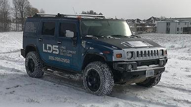 LDS fleet vehicle