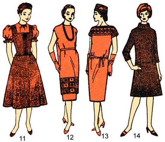Диплом проектирование модели женского нарядного платья