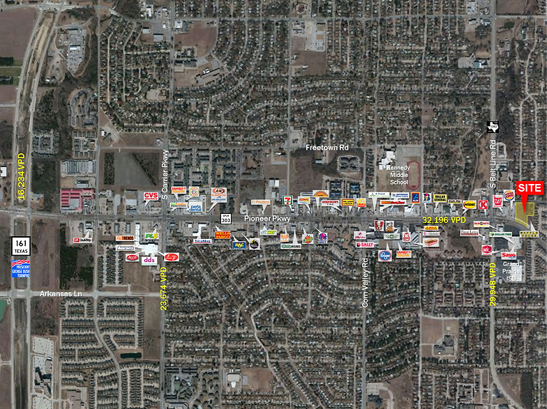 850 E Pioneer Pkwy, Grand Prairie, TX | SLJ Company, LLC