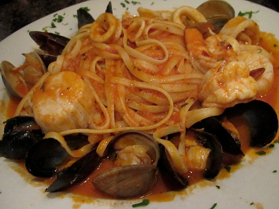 Pescatora - A Seafood Lovers Dream!