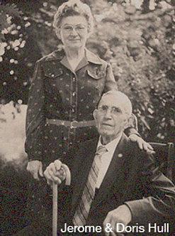 Jerome and Doris Hull