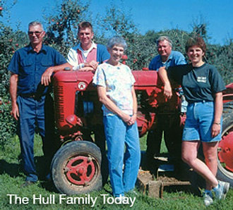 Present day Hull Family