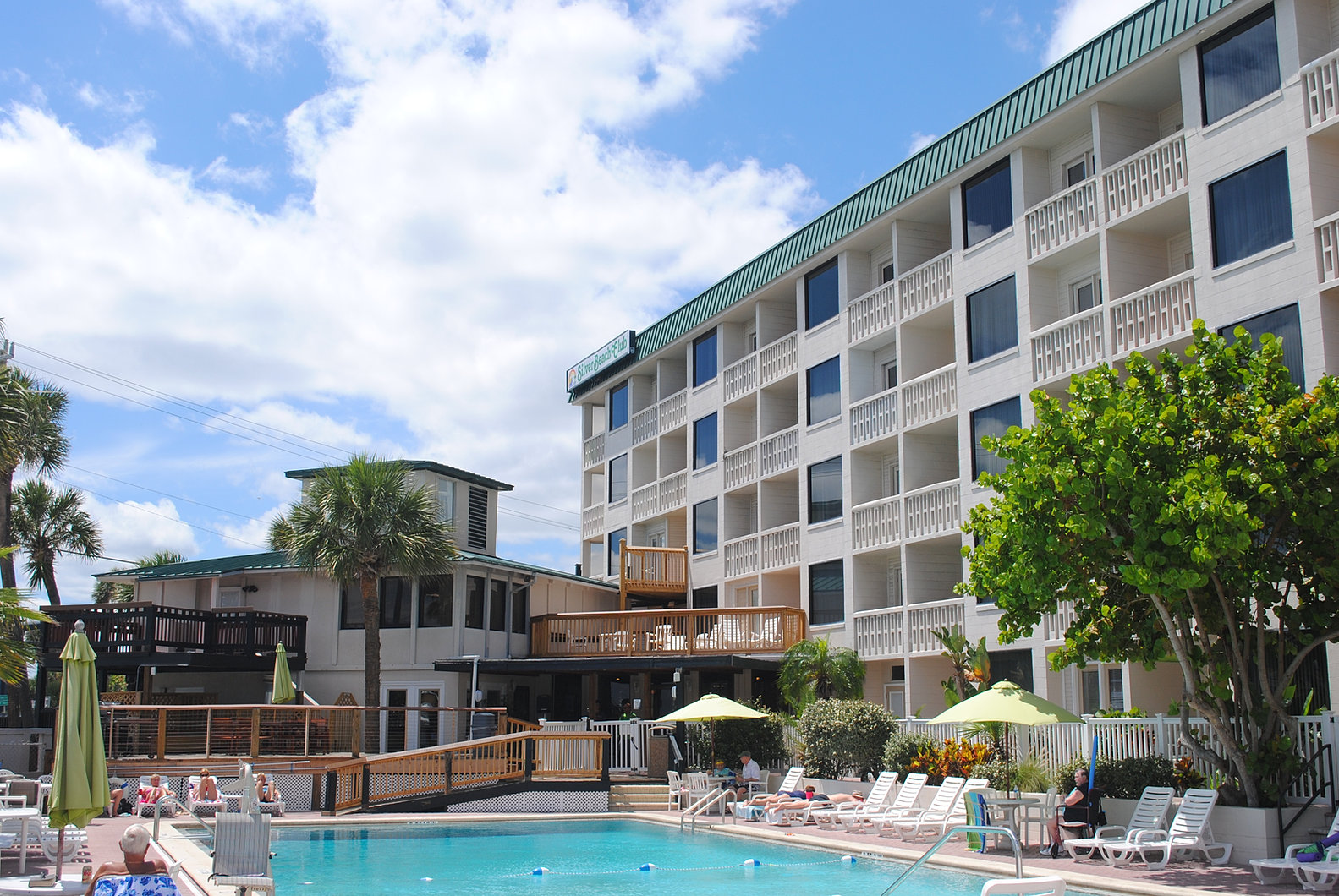 Silver Beach Club Resort Daytona Beach