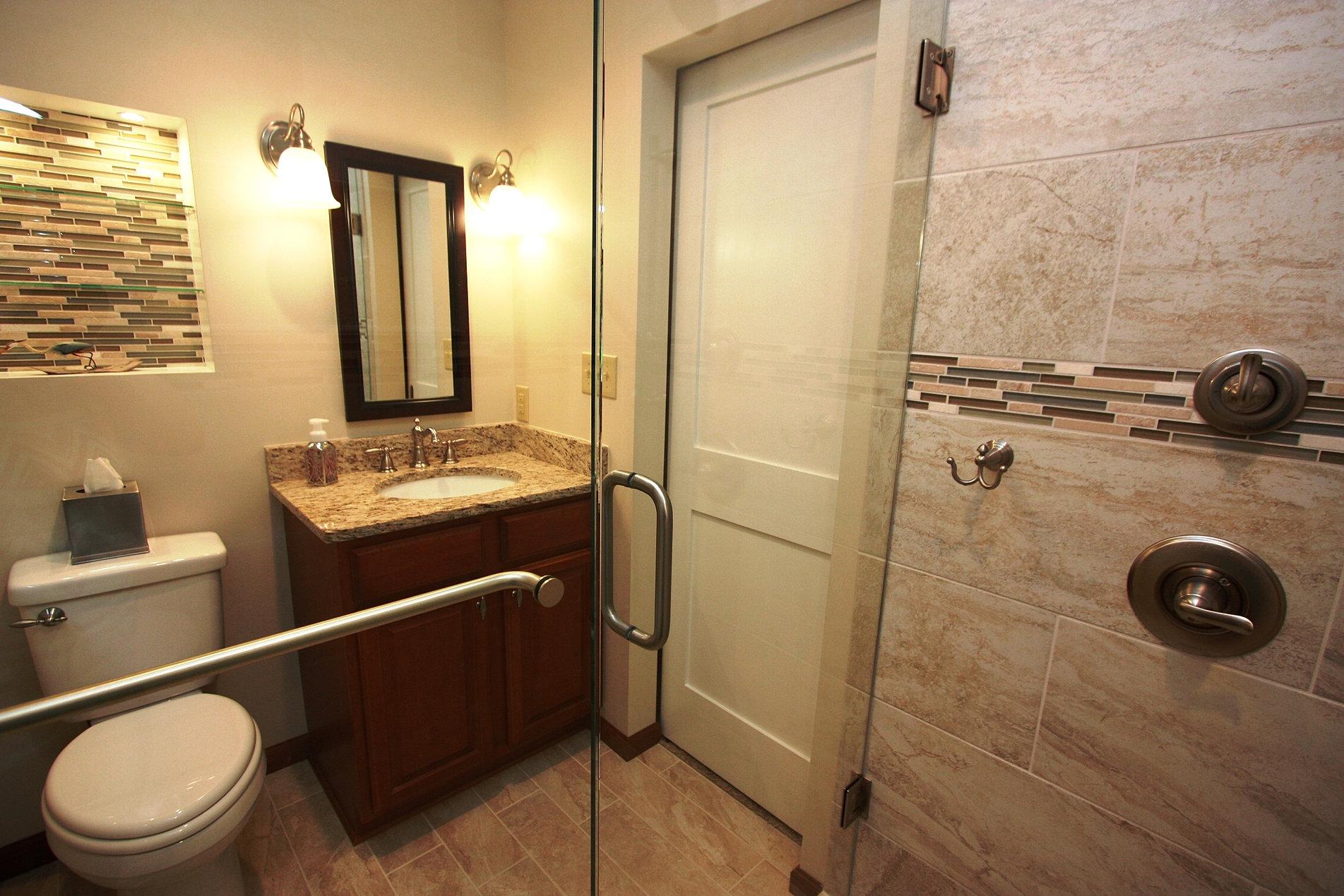 Bath Remodel High Point Boyles Home Improvement
