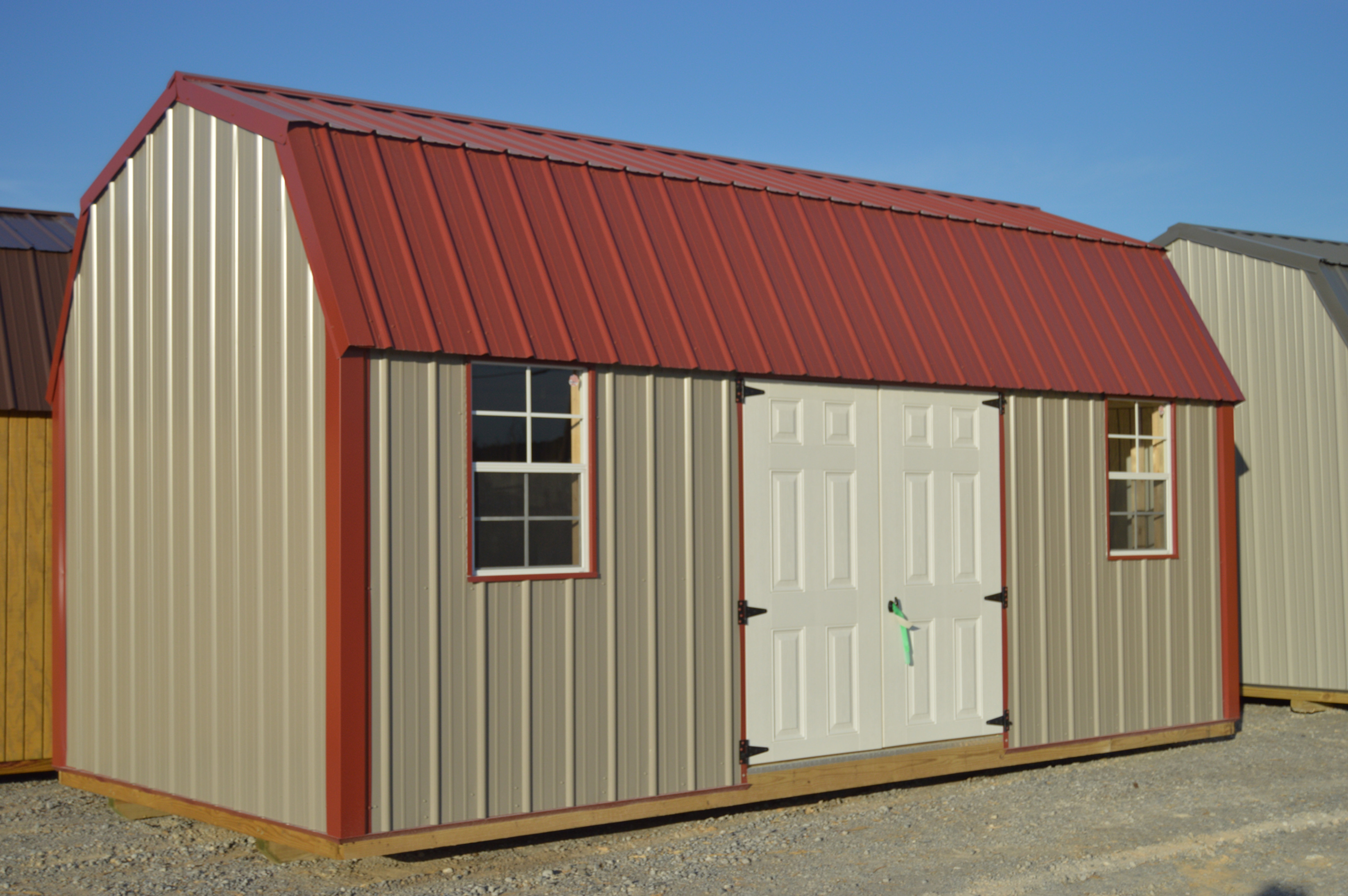Portable Metal Buildings