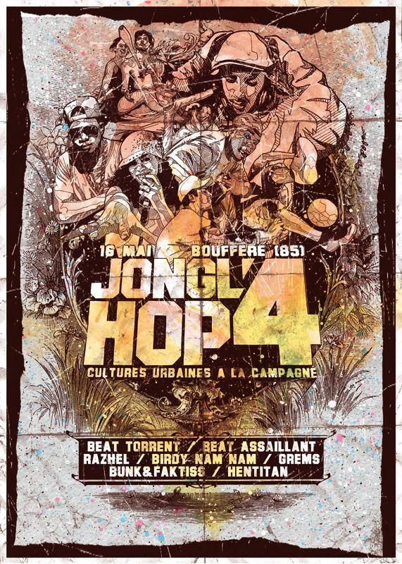 JONGL'HOP 4