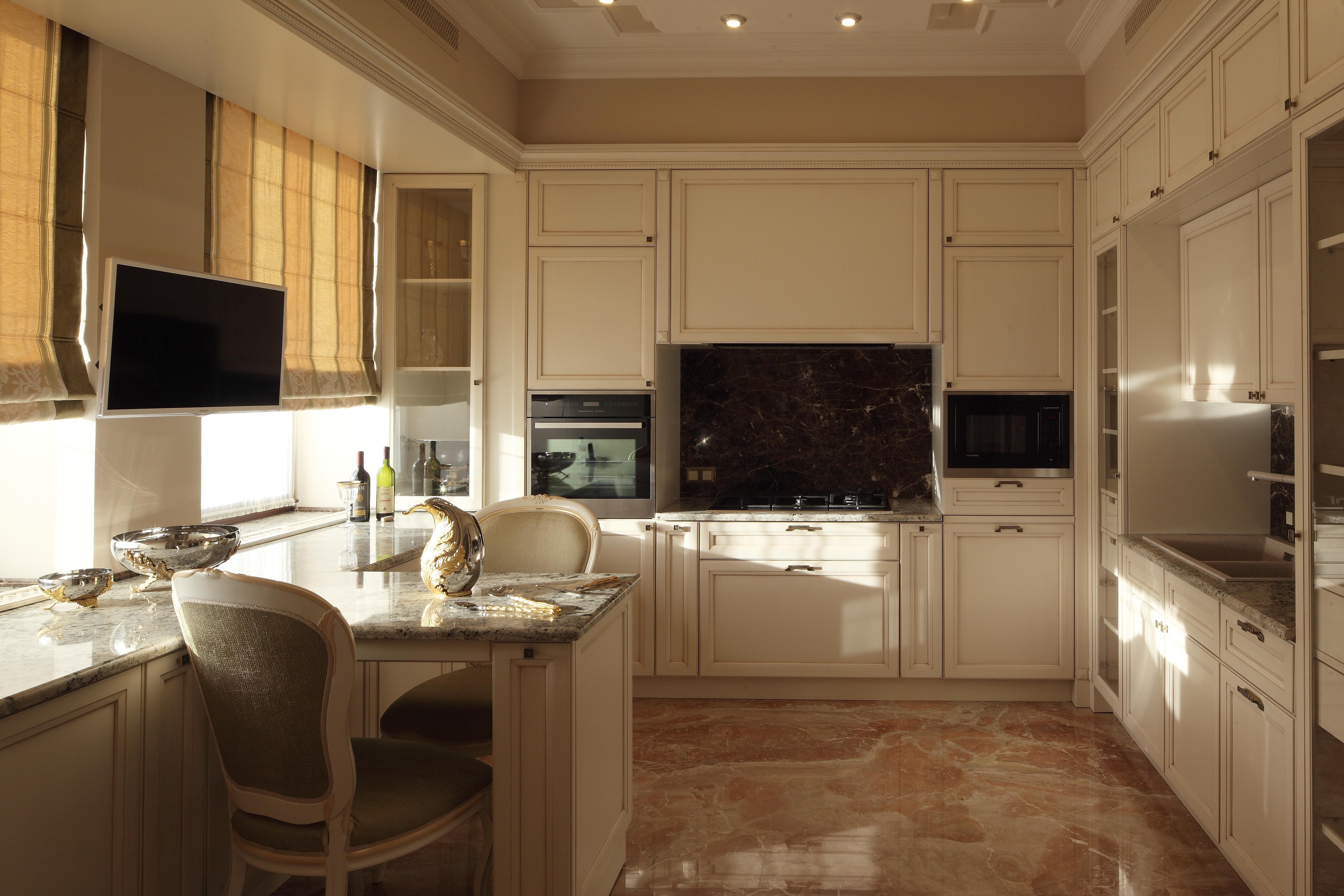 Интерьер кухни 15 м фото