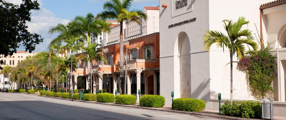 Miracle Mile: Un paraíso chic para las novias | Miami Chic... solo ...