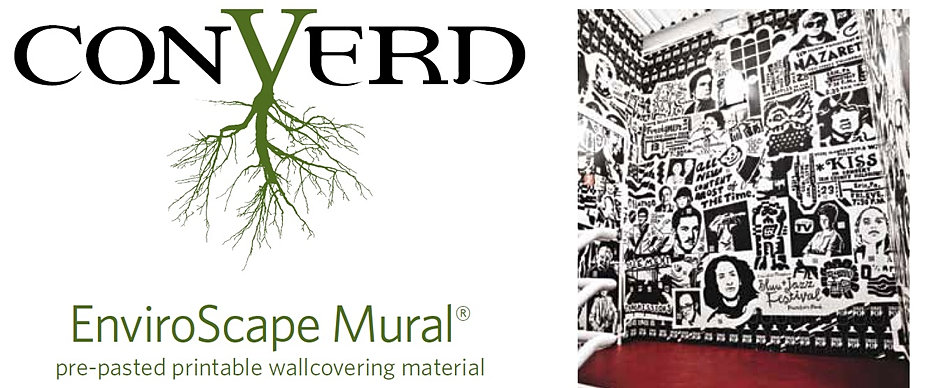 Converd eco friendly supply for Enviroscape mural