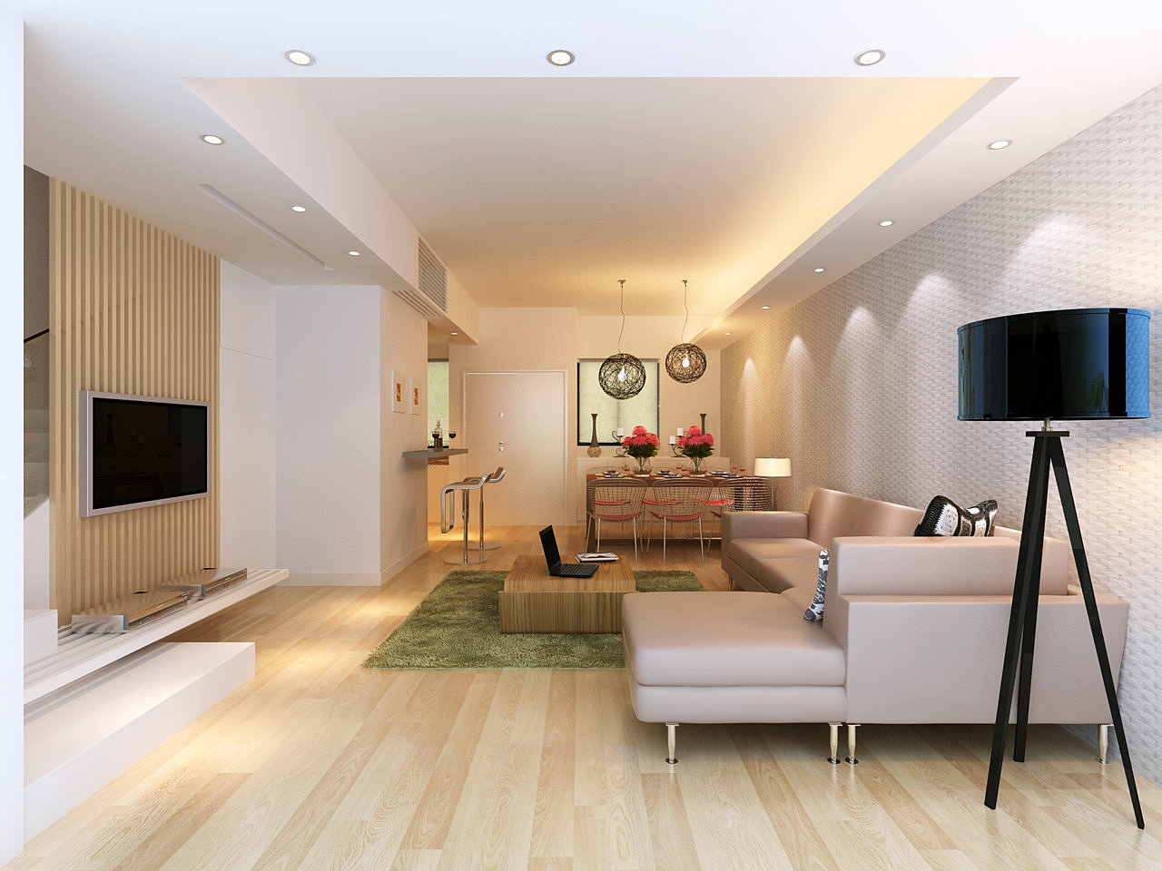 Home Revolt Limited interior design
