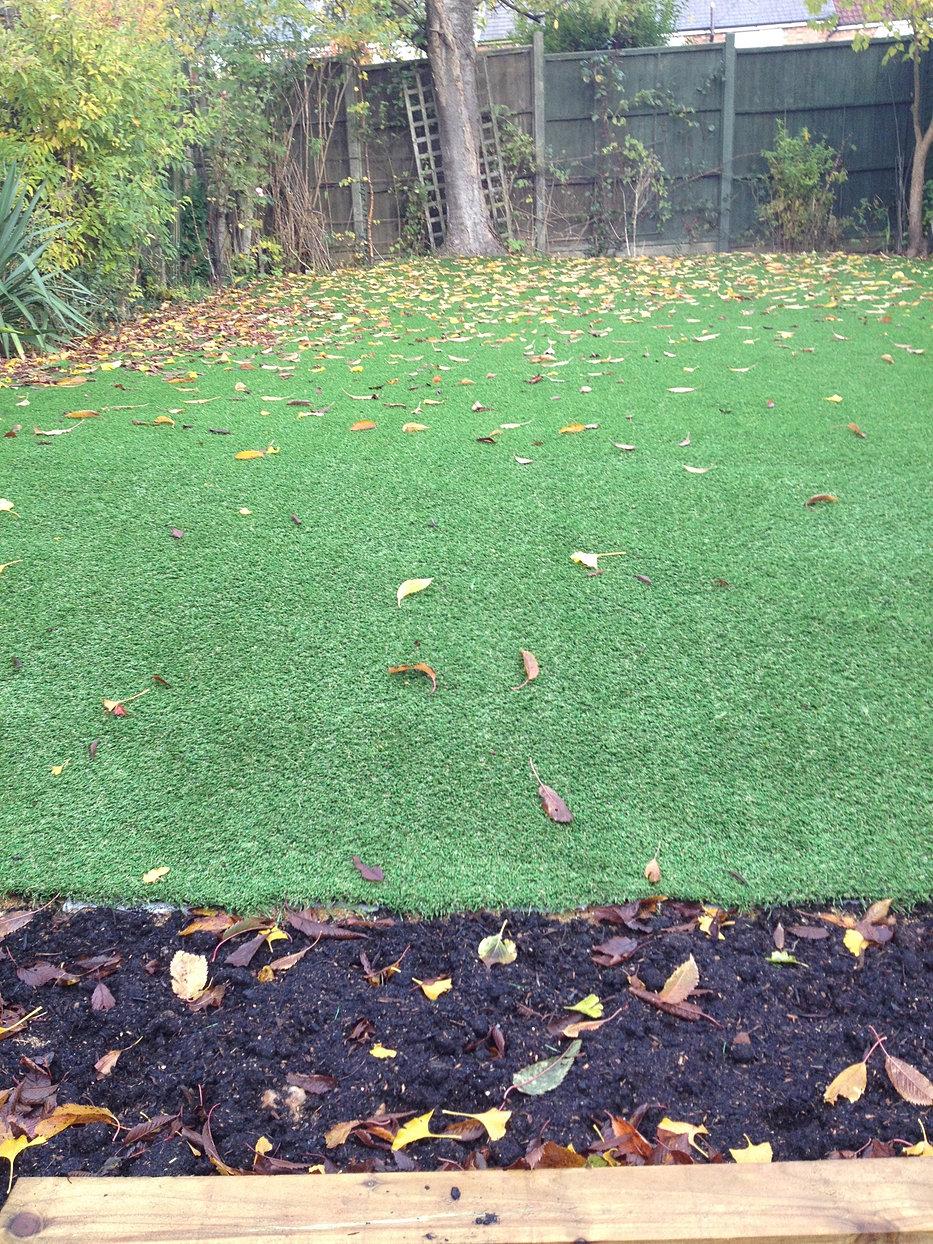 Landscape Garden Nuneaton : Garden makeover coventry landscaping design