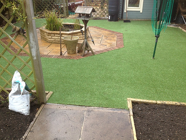 Artificial grass Stratfor upon Avon