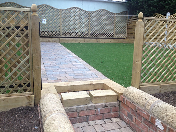 Garden design Coventry