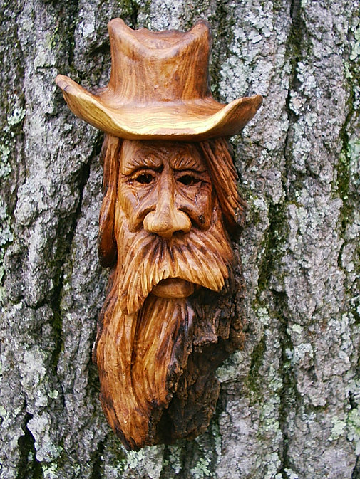 Mtwwoodcarving wood spirits