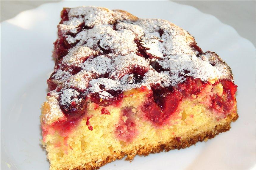 Рецепт венского пирога с фото