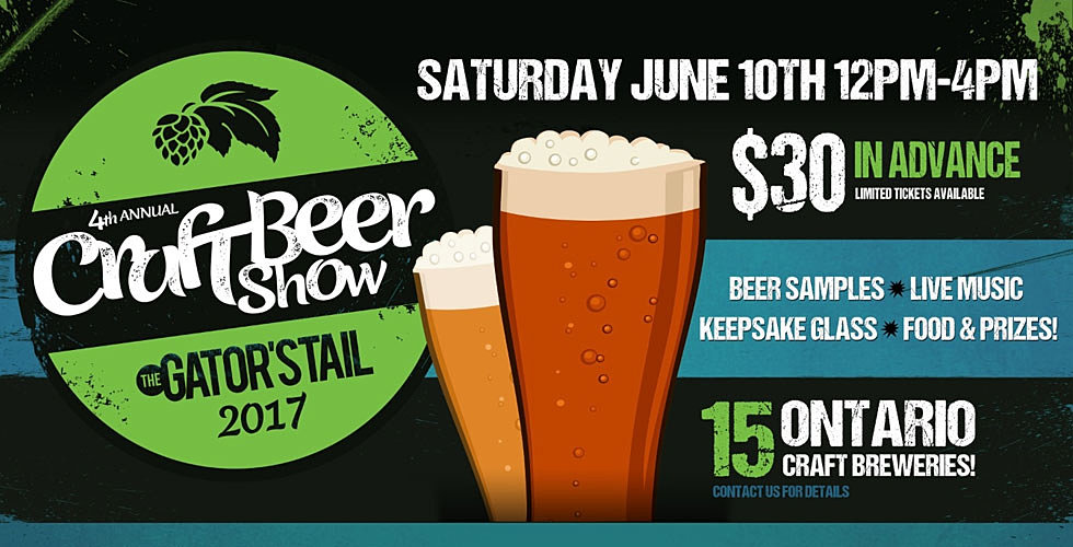 Image result for gators tail craft beer show