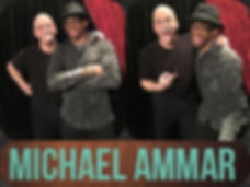 I just saw Michael Amar at Wizzards magi