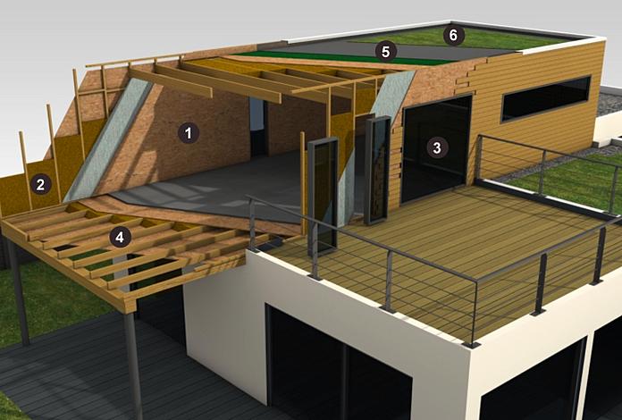 Pourquoi la maison ossature bois?  Rue  LR construction
