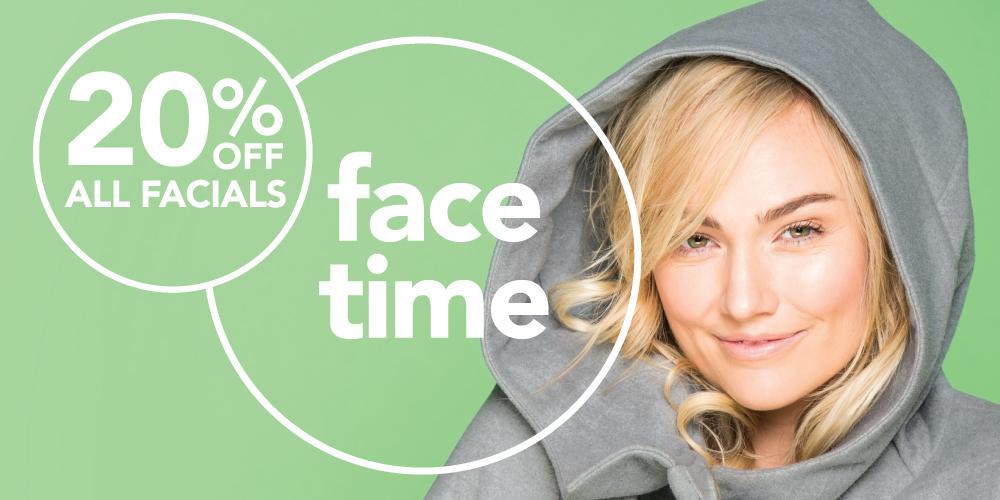 Image result for 20% off facials