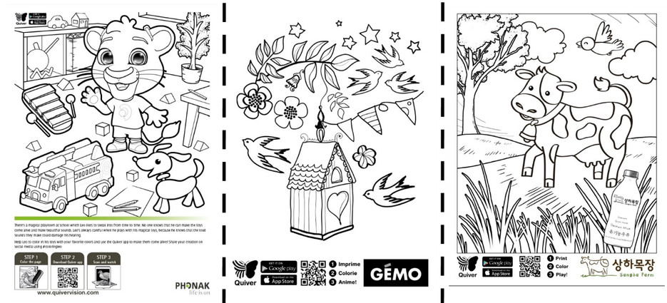 Coloring Pages For Quiver : Colouring pages for quiver home d augmented