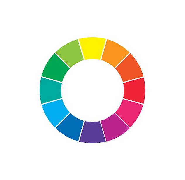 Artsplabalzac les couleurs - Couleurs opposees cercle chromatique ...