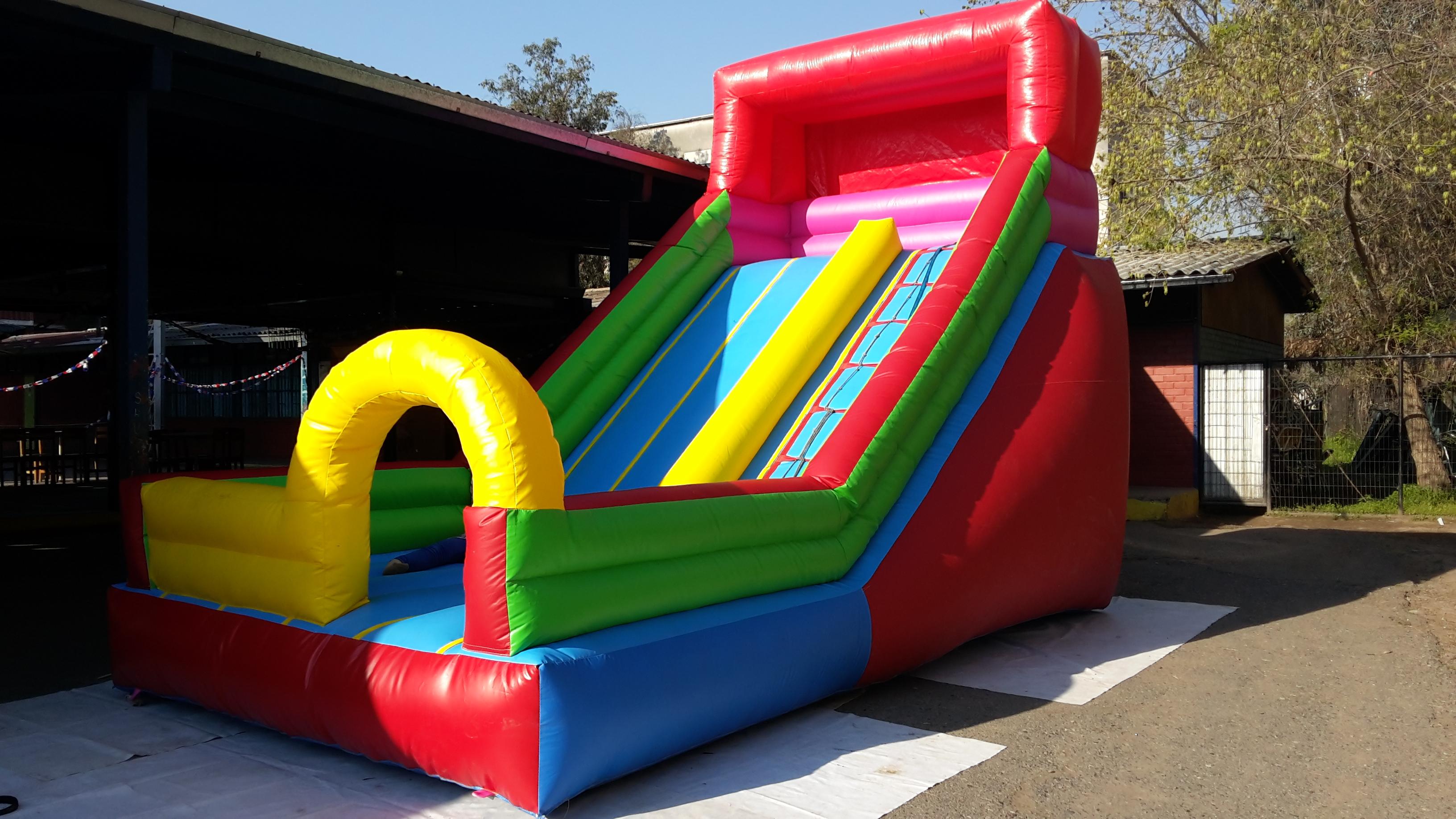 Diversiones jyr juegos inflables camas elasticas for Precio de piletas inflables
