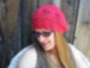 Stitch Red Hat Pattern