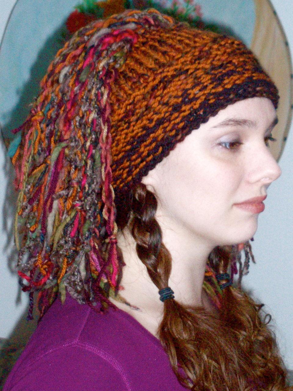 CaTai Caps knit dreadlock hats dread hats dreadlock hat ...