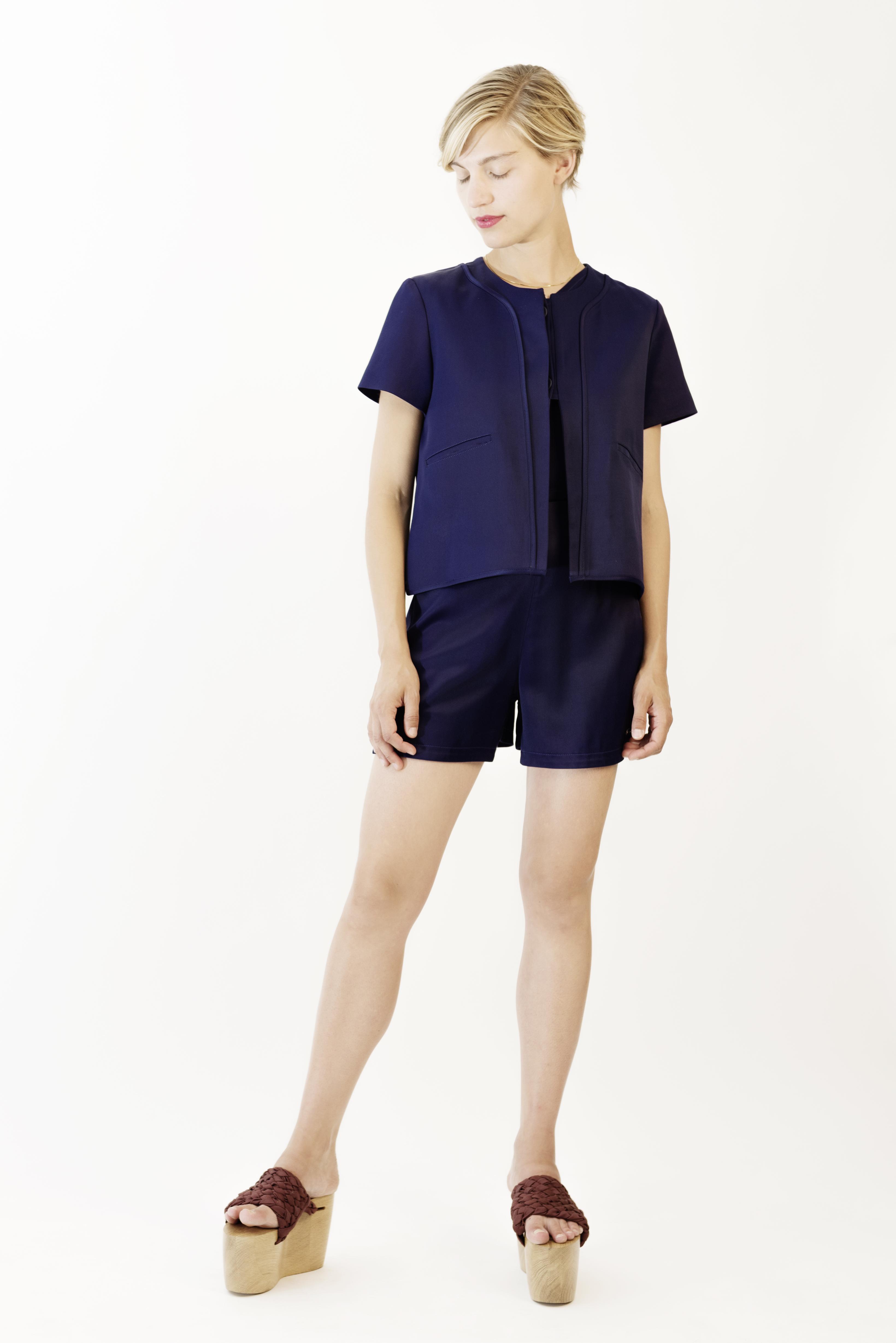 Atelier Bartavelle: Pia jacket - Hiphunters Shop