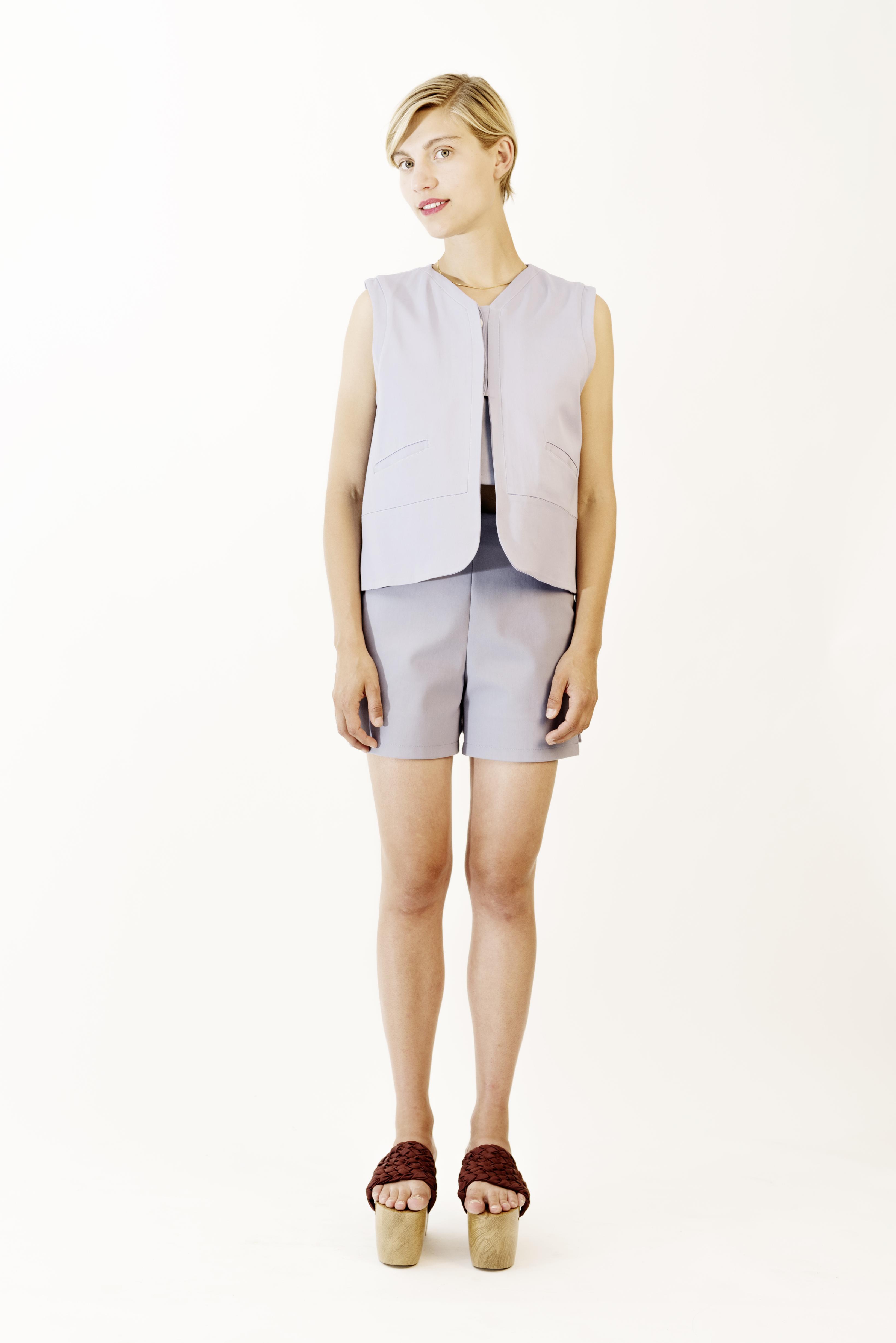 Atelier Bartavelle: Giona vest - Hiphunters Shop