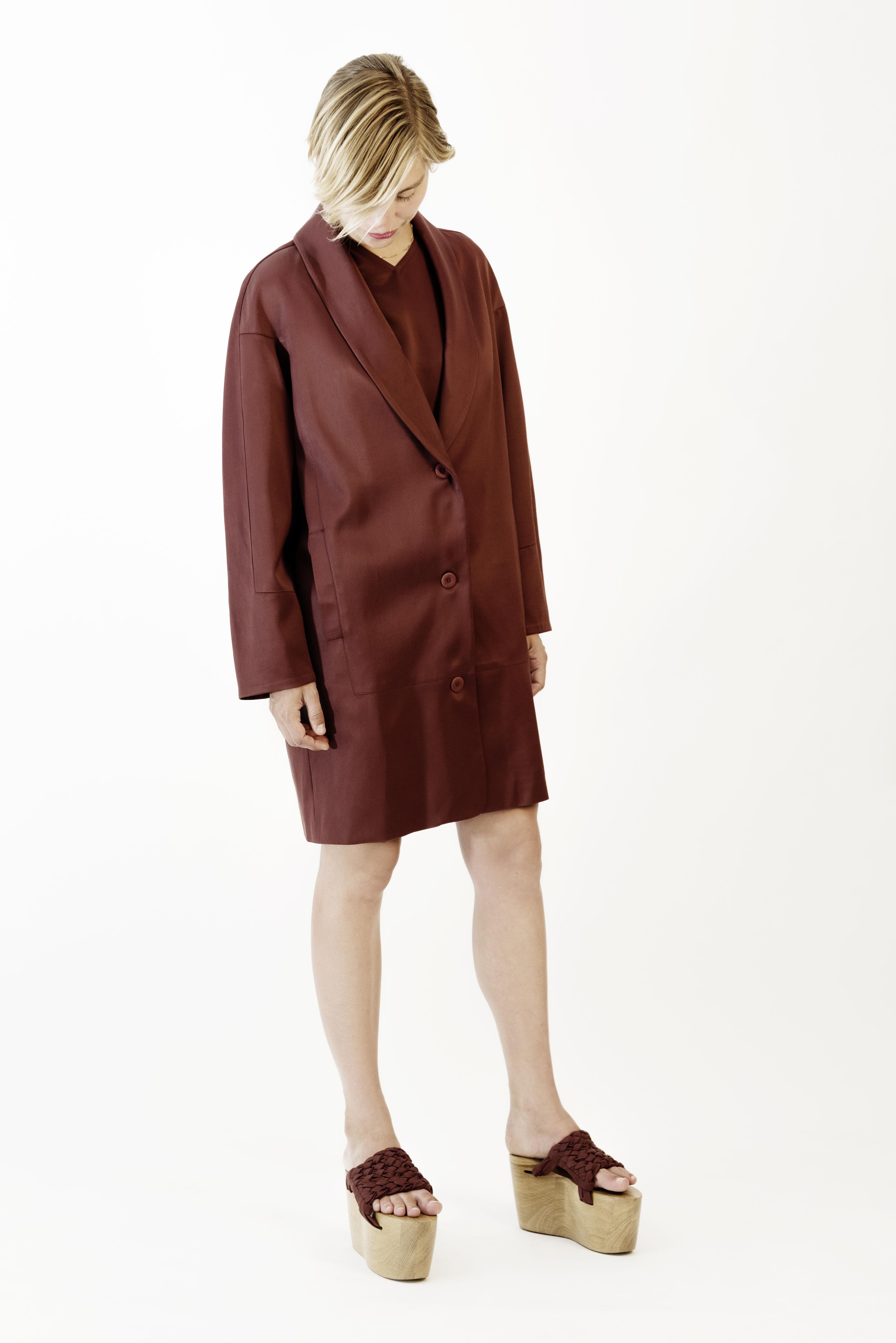 Atelier Bartavelle: Maya coat - Hiphunters Shop