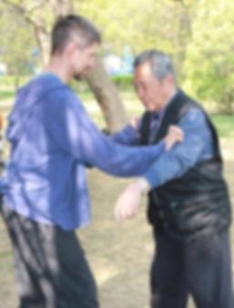 Hunyan Taichi Fen Zhiquang Sidorov