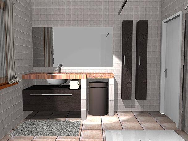 Mobili e accessori per l 39 arredobagno verona progetti - Progetto accessori bagno ...