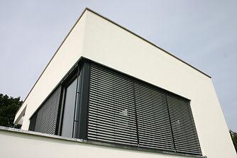 Fassaden Raffstoren
