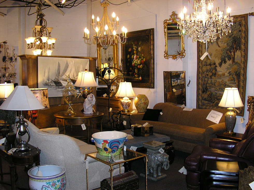 Bon DESIGNERS FURNITURE EXCHANGE: Fine Furniture Consignment