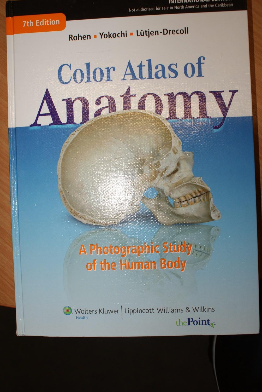 Colour Atlas of Anatomy