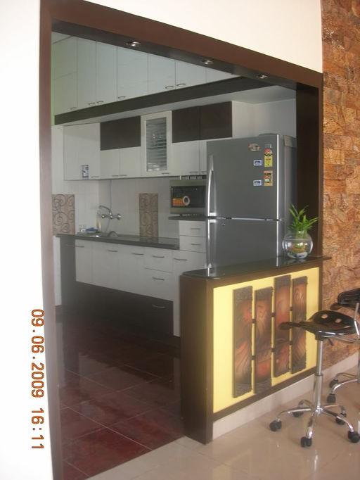 kitchen breakfast counter ~ interiors design
