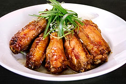 Thai Sticky Wings