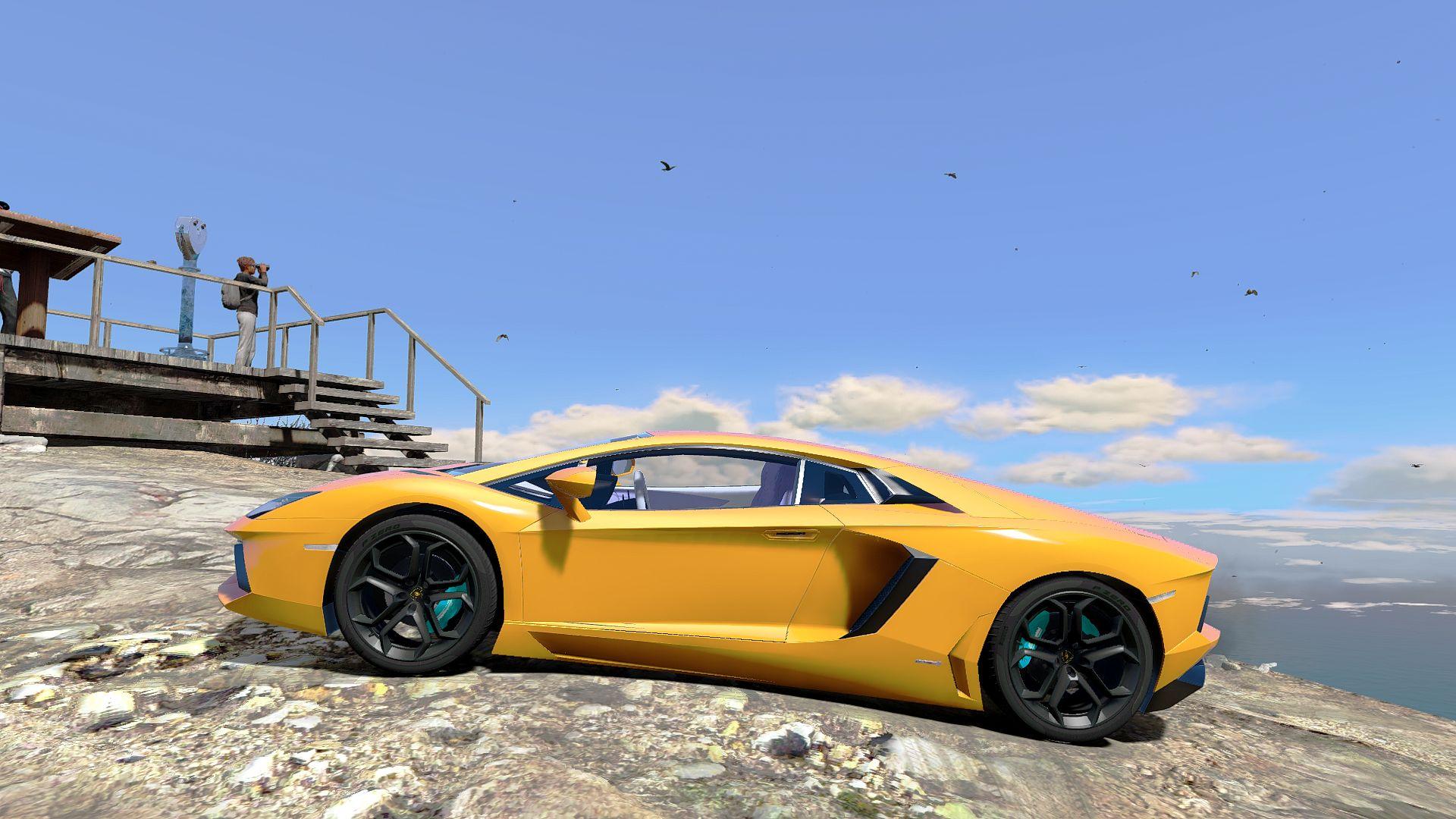 Lamborghini Aventador LP700-4 ...