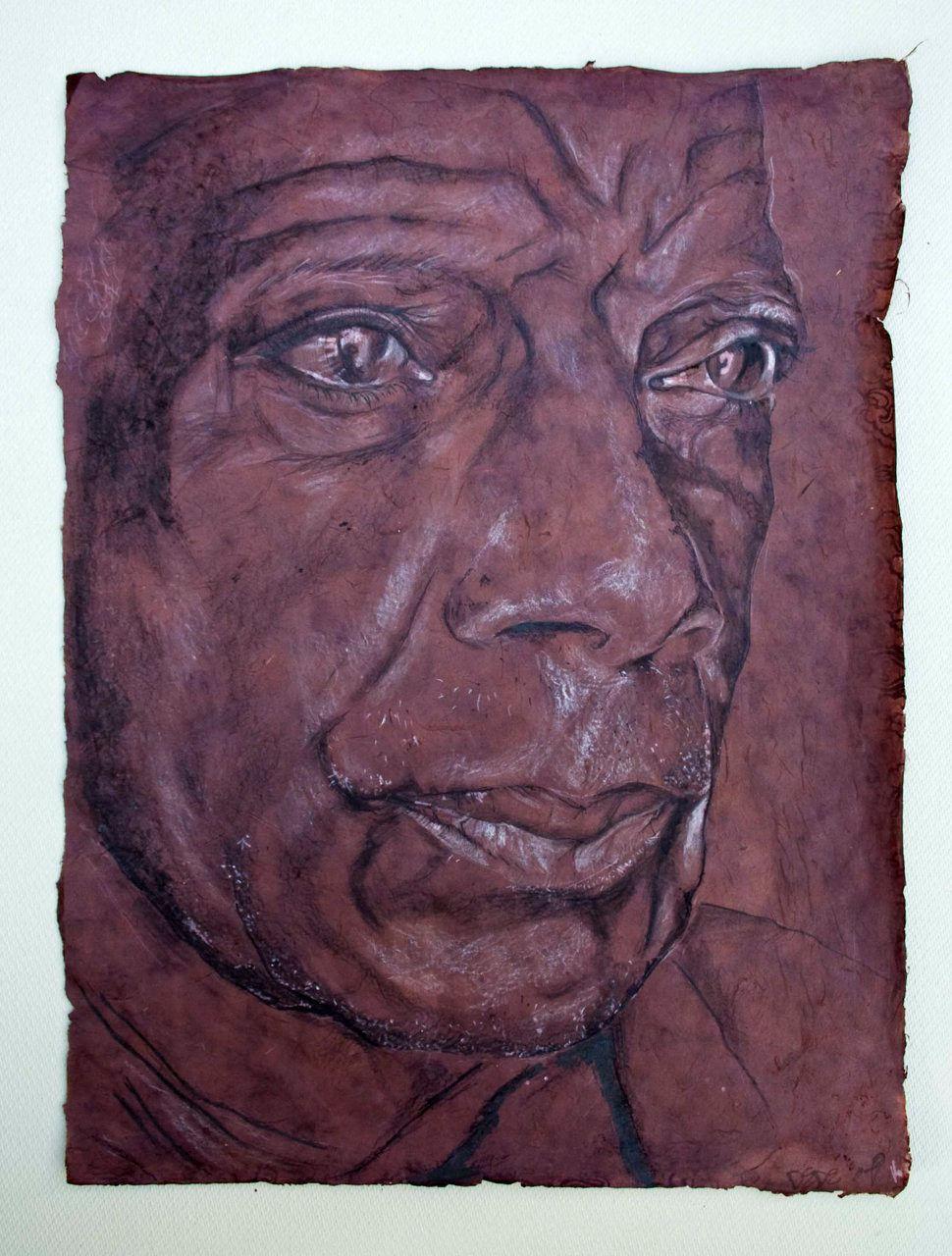 Detail Portrait of Kendal