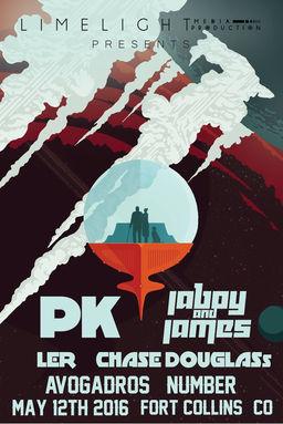 James PK