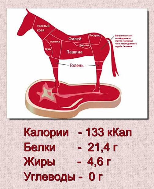 Казахские блюда из конины