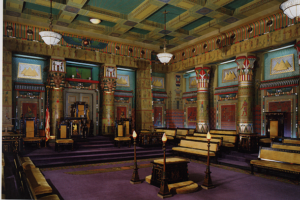 Grande Loja Maçônica Egípcia
