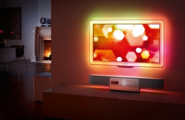 Подсветка к телевизору своими руками 90