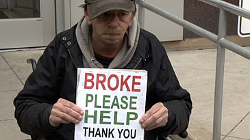 What are some organizations in New Jersey that are fighting against poverty?