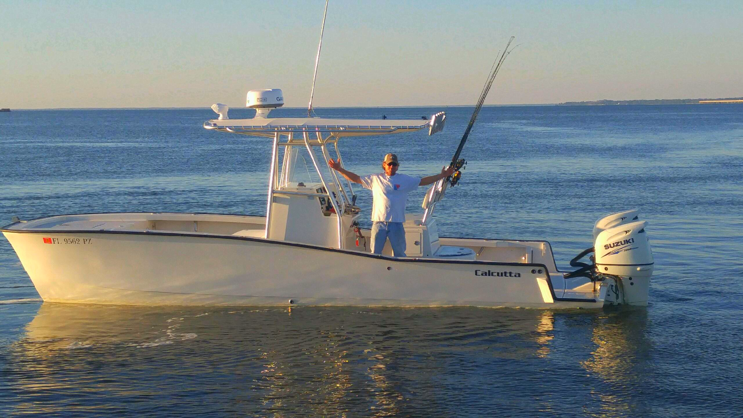 charter fishing tours st george island