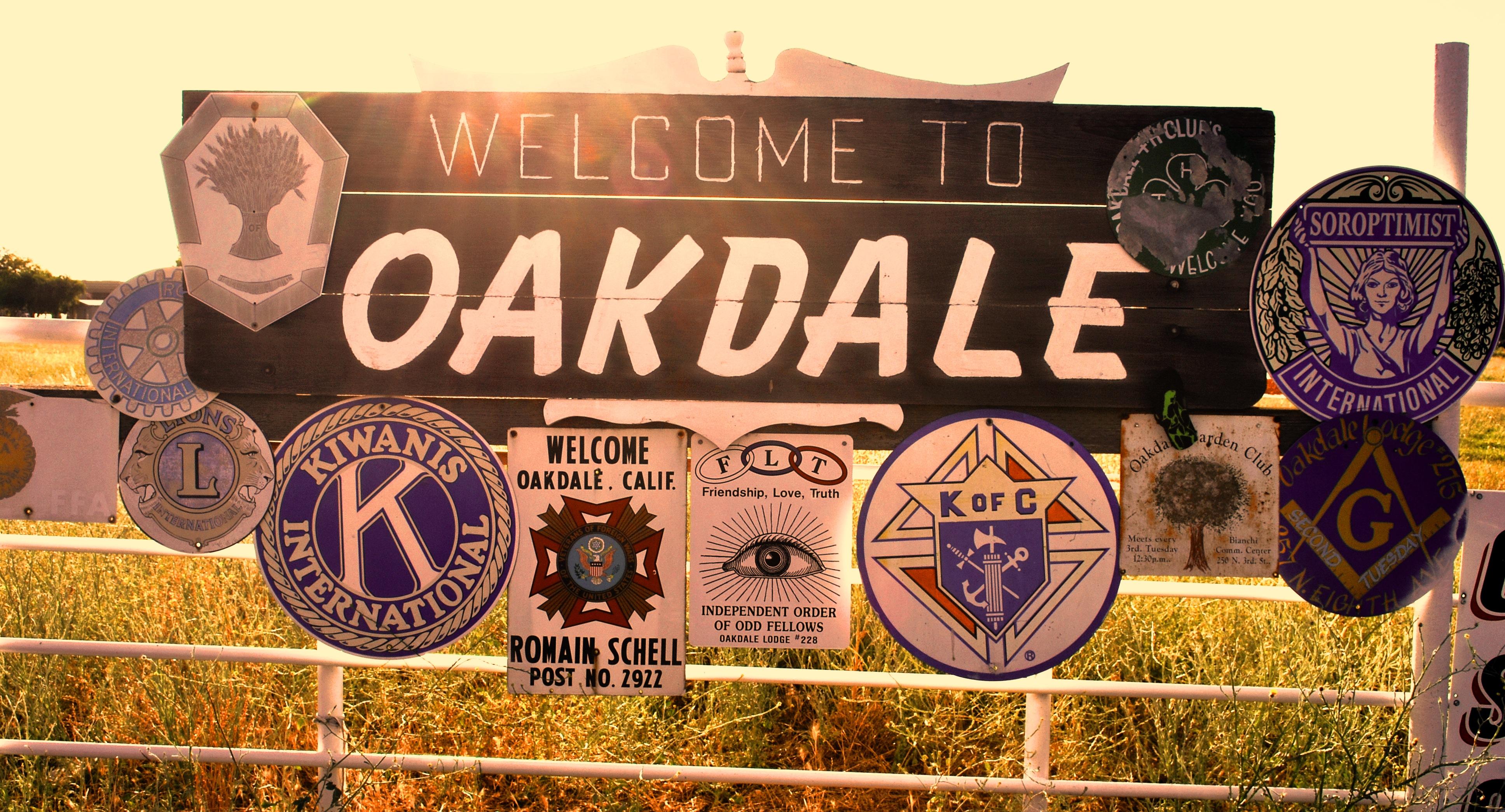 City of Oakdale, CA