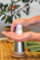 chemical free DIY foaming hand soap reci